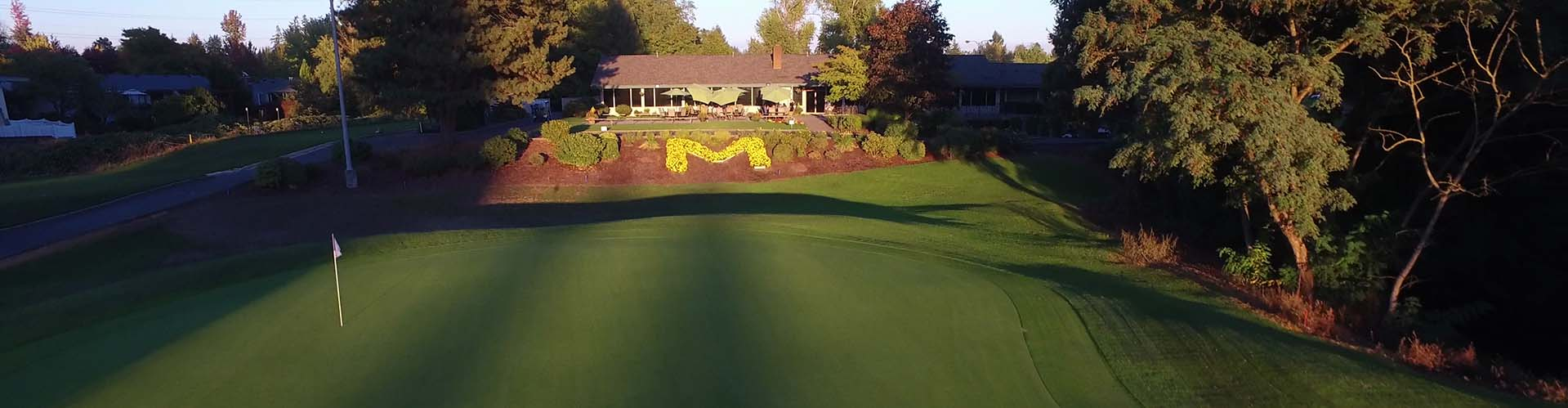 Mcnary Golf Club course image